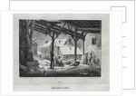 Vue de Chamboissy, 1820 by Godefroy Engelmann