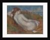 Reclining Nude, 1883 by Pierre-Auguste Renoir