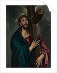 Christ Carrying the Cross, ca. 1577-87 by El Greco