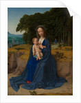 The Rest on the Flight into Egypt, ca. 1512-15 by Gerard David