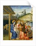 The Adoration of the Magi, ca. 1460 by Giovanni di Paolo