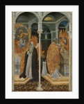 The Miraculous Communion of Saint Catherine of Siena by Giovanni di Paolo
