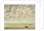 The Calm Sea, 1869 by Gustave Courbet