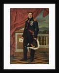 General Étienne-Maurice Gérard, 1816 by Jacques-Louis David