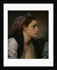 Study Head of a Woman, ca. 1780 by Jean-Baptiste Greuze