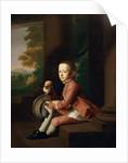 Daniel Crommelin Verplanck, 1771 by John Singleton Copley
