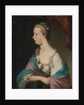 Christiana Stille Keen, ca. 1769 by Matthew Pratt