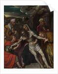 The Entombment, 1554 by Moretto da Brescia