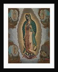The Virgin of Guadalupe with the Four Apparitions, 1773 by Nicolás Enríquez