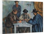 The Card Players, 1890-92 by Paul Cezanne