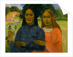 Two Women, 1901 or 1902 by Paul Gauguin