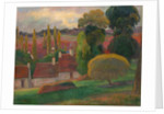 A Farm in Brittany, ca. 1894 by Paul Gauguin