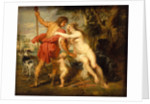 Venus and Adonis, probably mid-1630s by Peter Paul Rubens