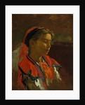 Carmelita Requena, 1869 by Thomas Eakins