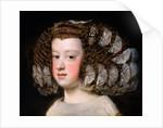 María Teresa, Infanta of Spain, 1651-54 by Diego Velasquez