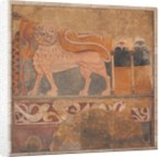 Lion, after 1200 by Unknown