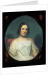 Mrs. Adrian Baucker Holmes, ca. 1850 by Charles Wesley Jarvis