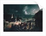 Corn Husking, ca. 1863-64 by David Gilmour Blythe