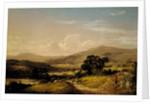 Near Squam Lake, New Hampshire, 1856 by David Johnson