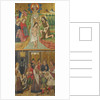 Panel from Saint John Retable, 1464-1507 by Domingo Ram
