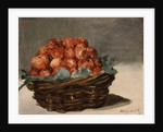 Strawberries, ca. 1882. DELETE - duplicate by Edouard Manet