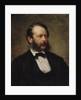 John F. Kensett, 1875 by George Augustus Baker