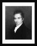 Joel Roberts Poinsett, 1843 by Hugh Bridport