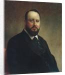 Joseph W. Drexel, 1877 by Jacob Hart Lazarus