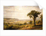 Wyoming Valley, Pennsylvania, 1864 by Jasper Francis Cropsey