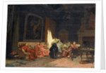 The Missionary's Adventures, ca. 1883 by Jehan Georges Vibert