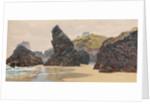 Kynance, 1888 by John Brett