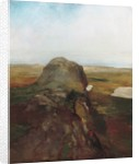Autumn Study, View over Hanging Rock, Newport, R.I., 1868 by John La Farge