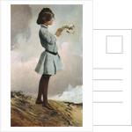 Geraldine Russell, 1902 or 1903 by John White Alexander