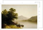 Lake George, 1857 by John William Casilear