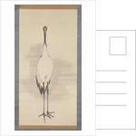 Cranes, 1780s by Nagasawa Rosetsu