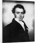 Jean Pierre Barre, ca. 1820 by Nathaniel Rogers