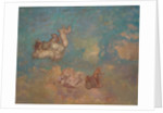 The Chariot of Apollo, 1905-16 by Odilon Redon