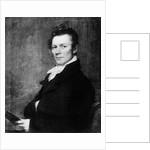 Portrait of a Man, ca. 1820 by Samuel Lovett Waldo