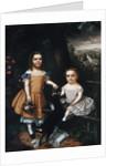 The Daughters of Daniel T. MacFarlan, 1857 by Theodore E. Pine