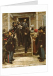 The Last Moments of John Brown, 1882-84 by Thomas Hovenden