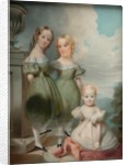The Children of Homer Ramsdell, Esq., 1842 by Thomas Seir Cummings