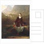 The Spanish Girl in Reverie, 1831 by Washington Allston