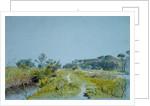 Castel Fusano?Near Rome, ca. 1885 by William Stanley Haseltine