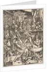 The Martyrdom of Saint John, from The Apocalypse, Latin Edition 1511, ca. 1496 by Albrecht Dürer