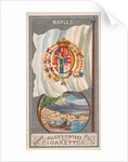 Naples, from the City Flags series for Allen & Ginter Cigarettes Brands, 1887 by Allen & Ginter
