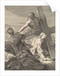 Christ Carrying the Cross, 1680-1719 by Benoit Thiboust