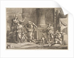 The Expulsion of Hagar, 1646-70 by Charles Masse
