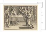 Joseph Interpreting Pharoah's Dreams, 1640-70 by Unknown