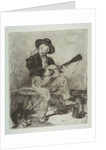 The Spanish Singer, 1861-62 by Edouard Manet