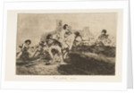 Plate 24 from 'The Disasters of War': 'They …, 1810 by Francisco Goya